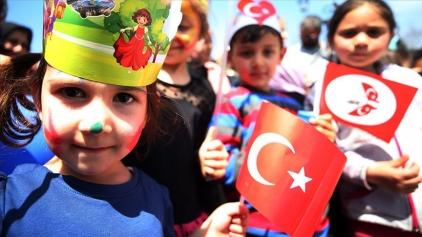 23 Nisan Ulusal Egemenlik ve Çocuk Bayramı Galeri