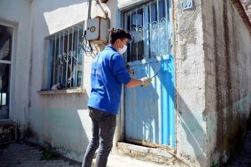 Aliağa Belediyesi Ekipleri Aşağı Şakran Mahallesi'nde Galeri