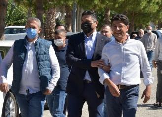 Başkan Serkan Acar, Hacıömerli'de Mahalle Sakinleriyle Buluştu Galeri