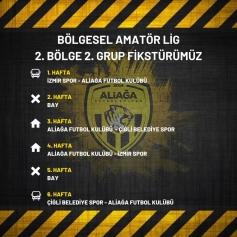Aliağaspor FK, Hazırlık Maçında Rahat Kazandı Galeri