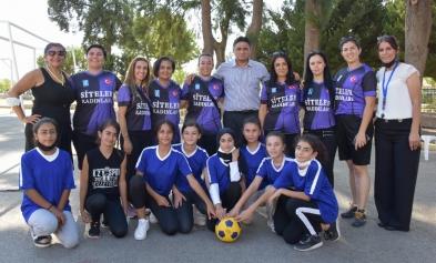 Başkan Serkan Acar ve Öğrencilerden Renkli buluşma Galeri