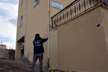 Aliağa Belediyesi Ekipleri Hacıömerli Mahallesi'nde Galeri
