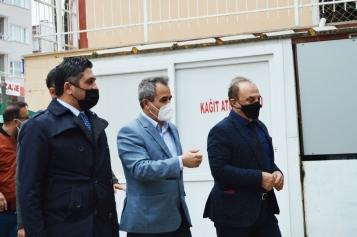 Aliağa Devlet Hastanesi Ek Acil Binası Hızla Yükseliyor Galeri