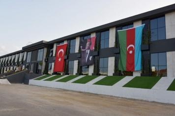 Aliağa'dan Azerbaycan'a Bayraklı Destek Galeri