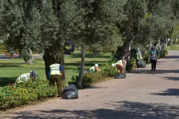 Parklar Ve Okul Bahçelerinin Bakımı Tamam Galeri