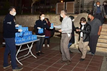 Aliağa'da Mevlid Kandili Heyecanla İdrak Edildi Galeri