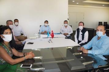 Aliağa'da Meslek Hastalıkları Hastanesi Çalışmaları Devam Ediyor Galeri