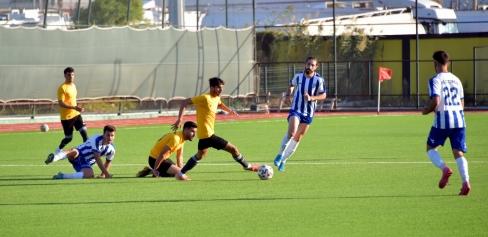Aliağaspor FK Aydın Yıldızspor Karşısında Farklı Kazandı Galeri