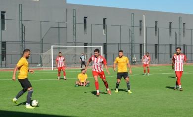 Aliağaspor FK, Hazırlık Maçında Farklı Kazandı Galeri