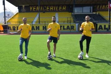 Aliağaspor FK'da Tek Hedef Şampiyonluk Galeri