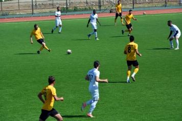 Aliağaspor FK, Hazırlık Maçını 2-1 Kazandı Galeri