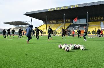 Aliağaspor FK İzmir 3. Bölge 3. Grupta Yer Aldı Galeri