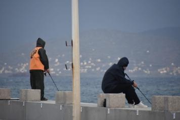 Olta Balıkçılığında 3 Metre Mesafe Şartı Galeri
