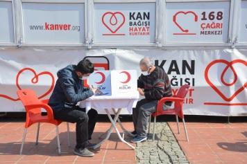Türk Kızılay, Gönüllü Bağışçıları İçin Aliağa'ya Geliyor  Galeri